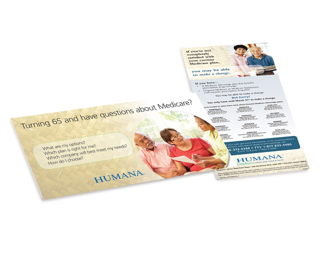 Humana Hawaii - heinrich&bullard marketingheinrich&bullard marketing
